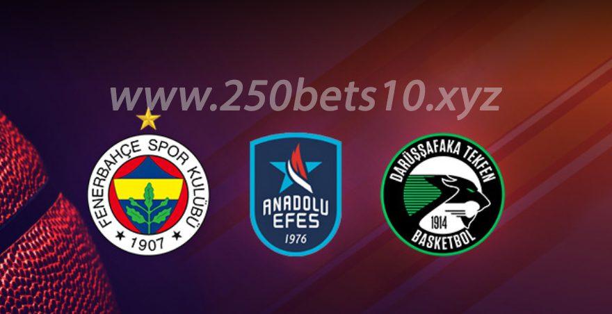 250Bets10 Giriş Adresi ve 200 TL Euroleague Bonusu